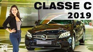 Download Mercedes-Benz Classe C 2019 C 200 EQ Boost com Giu Brandão Video