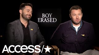Download 'Boy Erased': Joel Edgerton & Garrard Conley On Portraying The Family In Conversion-Therapy Drama Video