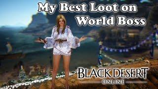 Download Black Desert - My Best Loot on World Boss Video