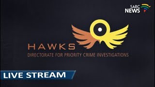 Download Hawks briefing on Vrede dairy farm case Video
