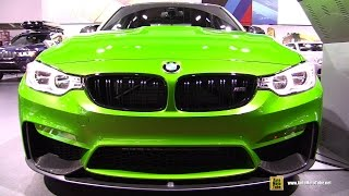 Download 2017 BMW M3 - Exterior and Interior Walkaround - 2017 Montreal Auto Show Video