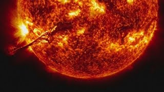 Download NASA releases high-definition video of the sun Video