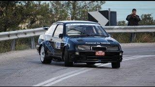 Download Sierra RS500 Drift - Ritsona Hillclimb - TZEKOS Video