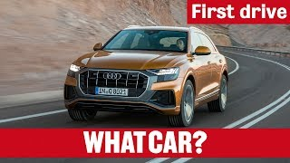 Download Audi Q8 review 2019 | What Car? first drive Video