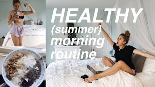 Download My Healthy, Productive Summer Morning Routine 2017 Video