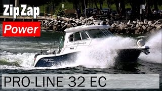 Download Pro-Line 32 Express Cruiser on Rough Water | COOL RUNNINGS II Video