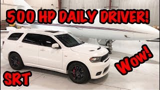 Download 2018 DODGE DURANGO SRT REVIEW! PERFECT DAILY DRIVER! Video