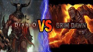 Grim Dawn - (B31), Warlock, Ultimate Difficulty, final boss