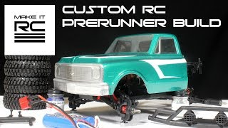 Download Project Prerunner: Part 1 Overview of Feiyue Fighter-1 Truck + Making Plans for the Build Video
