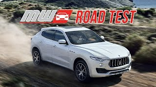 Download Road Test: 2017 Maserati Levante - New Territory Video
