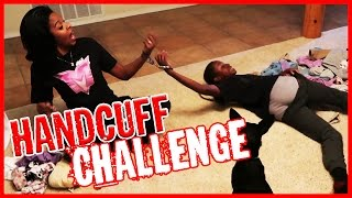 Download HANDCUFFED TO ANNOYING LITTLE BROTHER! - The Handcuff Challenge Video