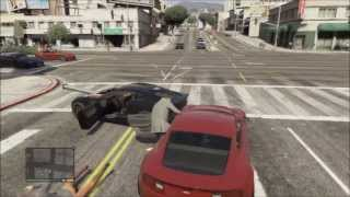 Download GTA V - 1 Hour of Messing Around Video