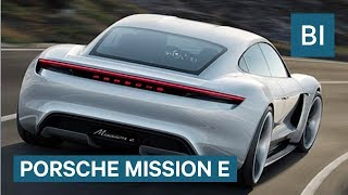 Download Porsche's stunning Tesla rival will arrive in 2019 and cost $85,000 Video