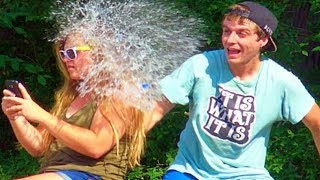 Download Ultimate ″Water Balloon″ Pranks Gone too Far Compilation! Video