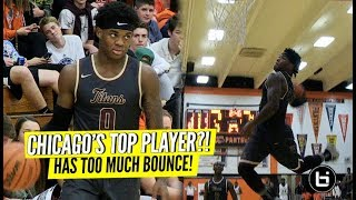 Download Chicago's Toughest Guard Has TOO MUCH BOUNCE! Markese Jacobs WINDMILLS WITH EASE! 41 Points! Video