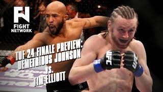 Download TUF 24 Finale Preview: Demetrious ″Mighty Mouse″ Johnson vs. Tim Elliott Video