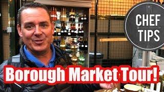 Download Borough Market 2017 Tour! Video
