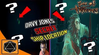 Download THE SECRET LOCATION OF DAVY JONES SHIP !| Sea Of Thieves Secret| Video