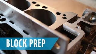 Download Engine Block Prep - S52 Build Video