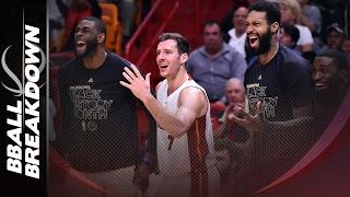 Download The Key To The Miami Heat 13 Game Winning Streak: James Johnson Video