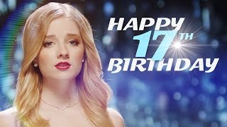 Download Jackie Evancho - Happy 17th Birthday Video