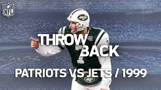 Download That Time a Punter Played QB for the Jets and Threw 2 TD's | NFL Vault Stories Video