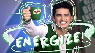 Download James Reid shows how to #BeatEnergyGap with MILO Champ Moves | Nestlé PH Video