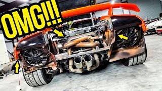 Download Here's Why My Fast & Furious Lamborghini WON'T START (FIXED!) & Found MORE HIDDEN SECRETS! Video