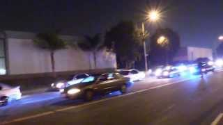 Download RAW VIDEO: Street Racing In Southern California, Los Angeles, FOX 11 Video