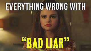 Download Everything Wrong With Selena Gomez - ″Bad Liar″ Video