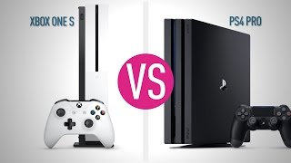 Download PS4 vs Xbox One Year 3: Xbox One S vs the PS4 Pro Video