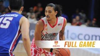 Download Westports Malaysia Dragons vs. Alab Pilipinas | FULL GAME | 2016-2017 ASEAN Basketball League Video