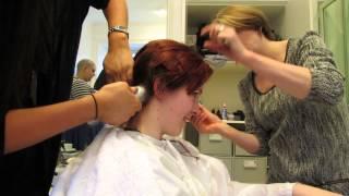 Download Seonaidh's Extreme Hair Cut! Video