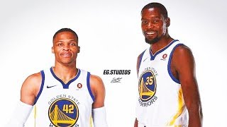 Download Kevin Durant and Russell Westbrook on the Warriors | If Durant Joined the Warriors with Westbrook Video
