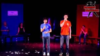 Download Theatersport - Nie wieder Nasenbluten (ABC-Kinderlied) Video