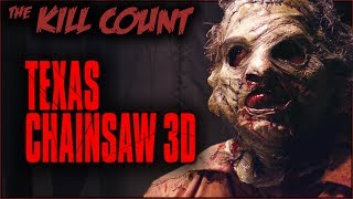 Download Texas Chainsaw 3D (2013) KILL COUNT Video