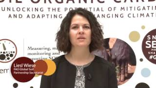 Download Interview with Liesl Wiese from GSP-FAO in the framework of GSOC17 conference, Rome, Italy Video