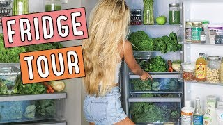 Download WHAT'S IN MY FRIDGE? » must haves + storage tips! 🍓 Video