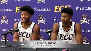 Download ECU Postgame Press Conference: vs. Lamar Video