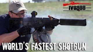 Download World's Fastest Shotgun: Fostech Origin 12 Video