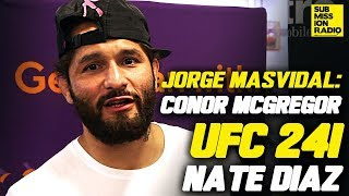 Download Jorge Masvidal Reacts to Conor McGregor Pub Attack Video, Nate Diaz/Anthony Pettis, Colby Covington Video