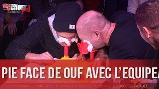 Download Pie Face de ouf avec l'équipe - C'Cauet sur NRJ Video