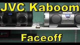 Download JVC Kaboom Sound Quality Faceoff: RV-NB70 vs. RV-NB10B. Video