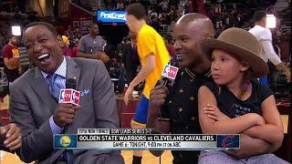 Download Jamie Foxx impersonation of Doc Rivers | Warriors vs Cavaliers Game 6 | 2016 NBA Finals Video