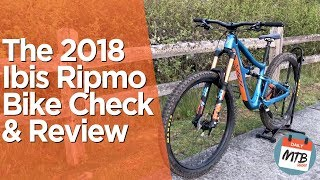 Download Most Overhyped Long Travel 29er of 2018? The New Ibis Ripmo Bike Check & Review Video