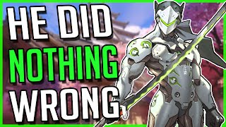 Download GENJI DID NOTHING WRONG - Lore Bite: Overwatch (Story) Video