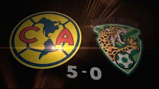 Download Todos los goles América 5-0 Jaguares Chiapas Liga MX Video
