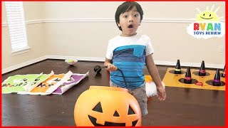 Download Halloween Bad kids & Bad Mommy Johny Johny yes papa song nursery rhymes song & learn colors Video