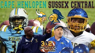 Download Cape Henlopen visits Sussex Central LIVE fro Sussex Central Homecoming Video