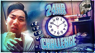 Download STUCK IN ELEVATOR FOR 24 HOURS CHALLENGE *ALMOST DIED* Video